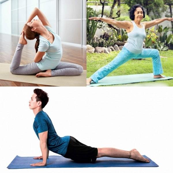 Tập thể dục thường xuyên - mẹo hay trị huyết áp cao hiệu quả